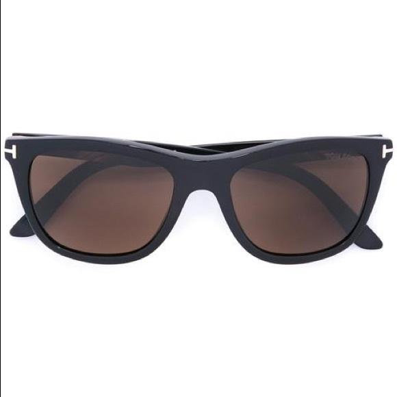 e8f3992558f Tom Ford Andrew TF 5000 Polarized Sunglasses